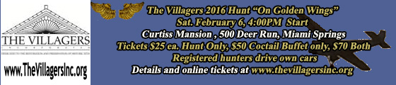 The Villagers 2016 Hunt On Golden Wings